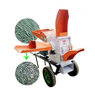 9ZF-400 series grass crusher