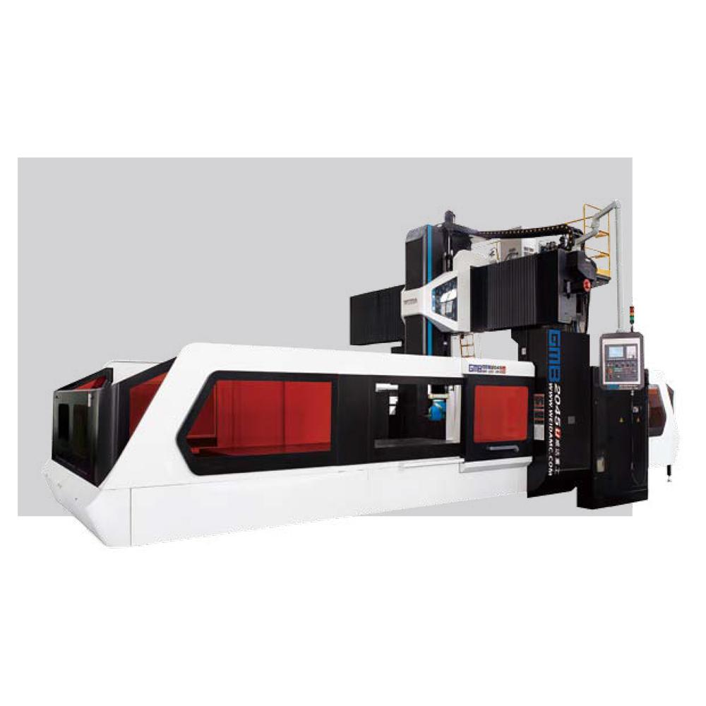 Five-face CNC Gantry Typed Boring and Milling Machine GMB2045u
