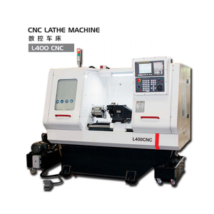 CNC LATHE MACHINE L400
