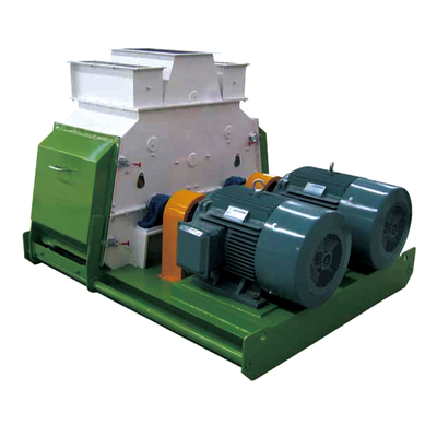 YHM Series Double Rotors Hammer Mill