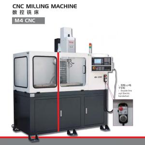 CNC MILLING MACHINE M4