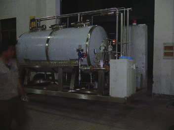 CIP System And RO Water Treatment / Water Purification Plant