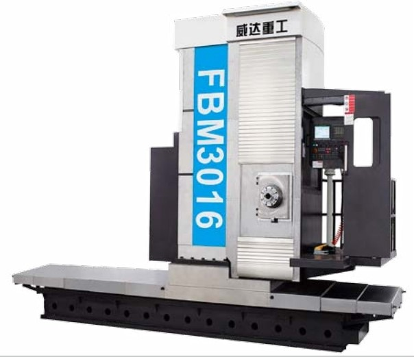CNC Floor type milling & boring machine FBM3016
