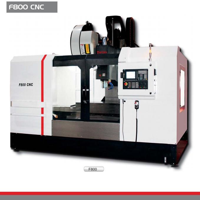 CNC MACHINE CENTER F800