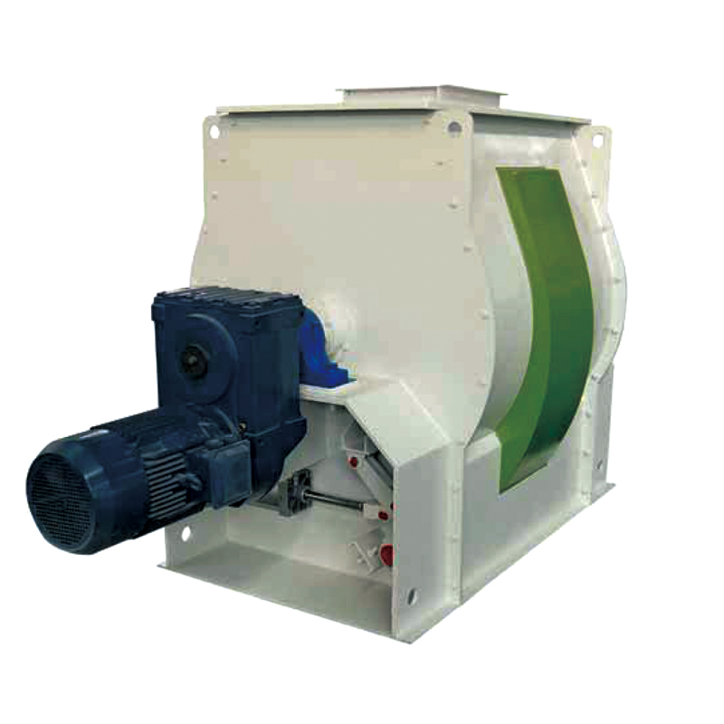 SDHJ Series Single Shafts Paddle Mixer/Mixer Fortificants