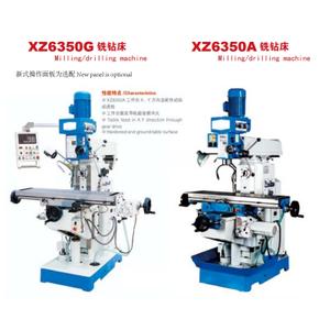 Milling/drilling machine XZ6350G/XZ6350A