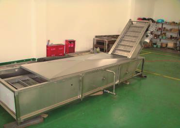 Pre-treatment(washer )Air-blowing washing machine
