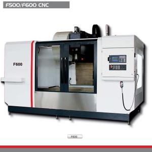 CNC MACHINE CENTER F500/F600