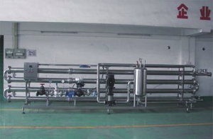 Pre-heating/cooling machine/Preheater
